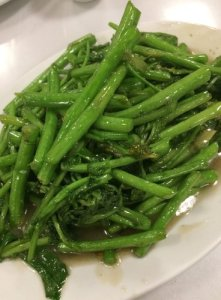 Stir-Fried Watercress