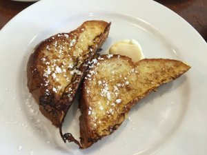 Sweetbread French Toast