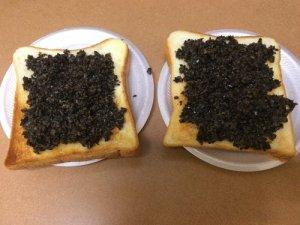 Black Olive Toast